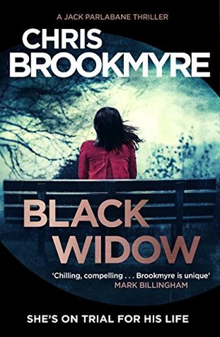 Review – 'Black Widow' by Chris Brookmyre(@cbrookmyre)