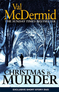 Review: 'Christmas is Murder' -Short stories by Val McDermid