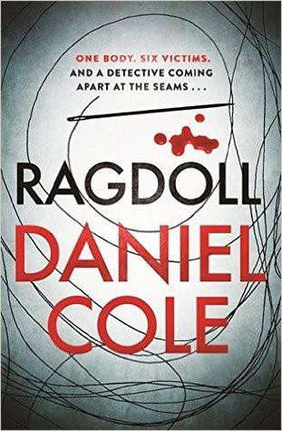 Review: Ragdoll by Daniel Cole (@Daniel_P_Cole; @TrapezeBooks)