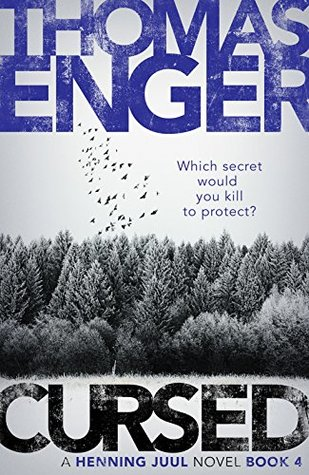 Blog Tour Review: Cursed by Thomas Enger (@EngerThomas; @OrendaBooks)