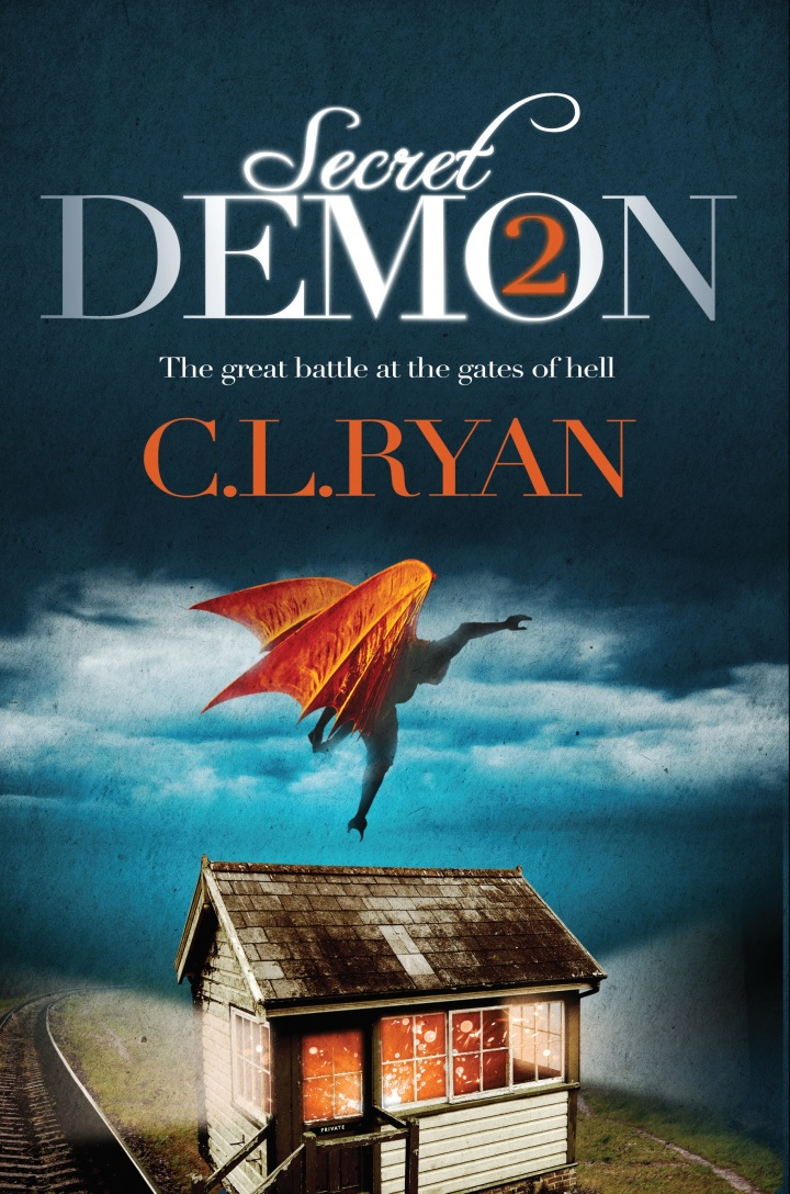 Blog Tour: Secret Demon 2 by CL Ryan (@Authoright)