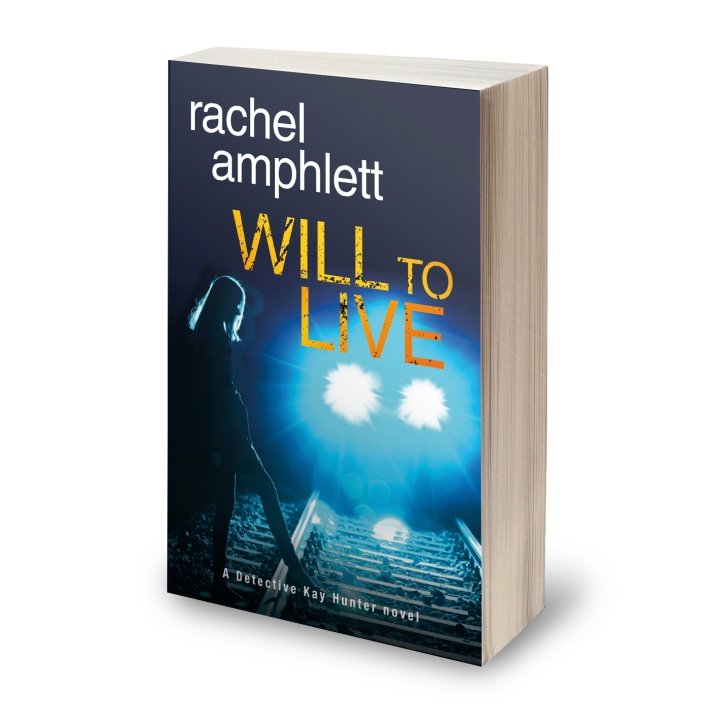 #BlogTour Review: Will To Live by Rachel Amphlett #Giveaway (@RachelAmphlett; @emmamitchellfpr) #144Books #Kent