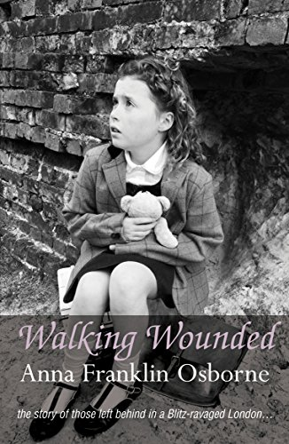 Blog Tour: Walking Wounded by Anna Franklin Osborne (@HomeOsborne; @EmmaMitchellfpr)
