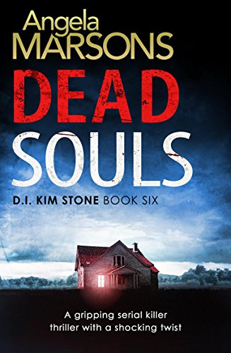 #BlogTour: Dead Souls by Angela Marsons (@WriteAngie; @Bookouture)