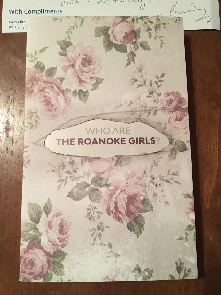 Review: The Roanoke Girls by Amy Engel (@HodderFiction)
