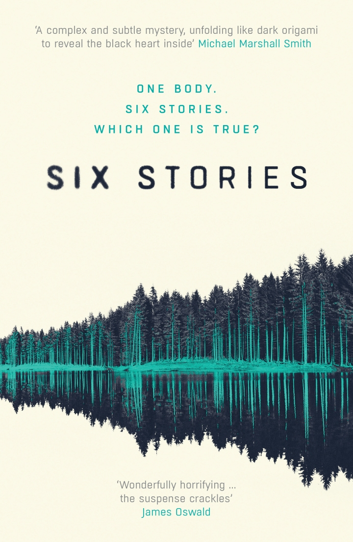 Guest Review: Six Stories by Matt Wesolowski @ConcreteKraken @OrendaBooks @mgriffiths163