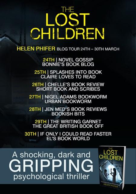 #BlogTour – Review: The Lost Children by Helen Phifer (@helenphifer1;@bookouture)