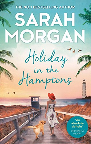 Guest Review: Holiday in the Hamptons by Sarah Morgan @SarahMorgan_ @HQstories (@mgriffiths163)