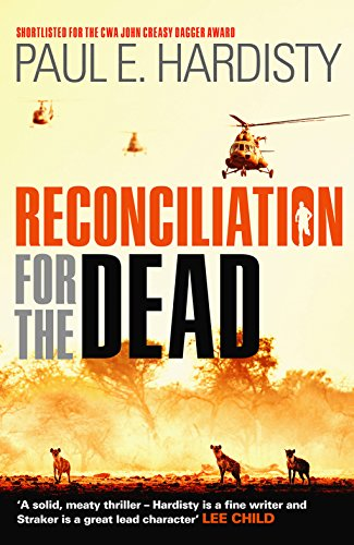#BlogTour Review: Reconciliation For The Dead by Paul E. Hardisty @Hardisty_Paul @OrendaBooks