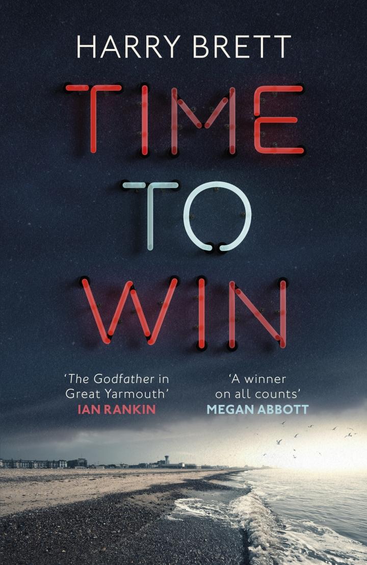 #BlogTour: Review – #TimeToWin by Harry Brett @CorsairBooks @hesutton