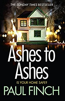 Review: Ashes to Ashes by Paul Finch @paulfinchauthor
