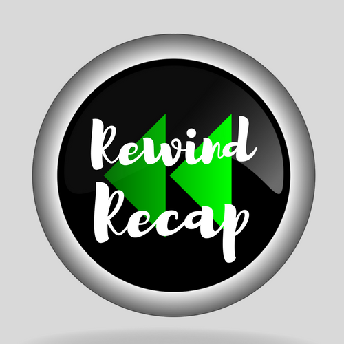 Rewind, recap: My Week One (and a little bit) Bookvent Countdown