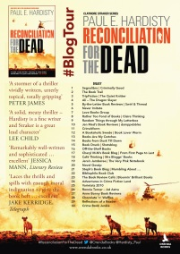 Reconciliation for the Dead Blog Tour poster
