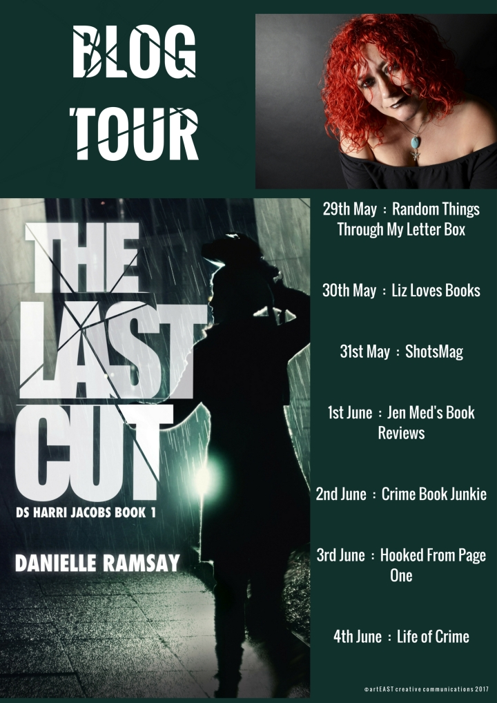 THE LAST CUT BLOG TOUR POSTER