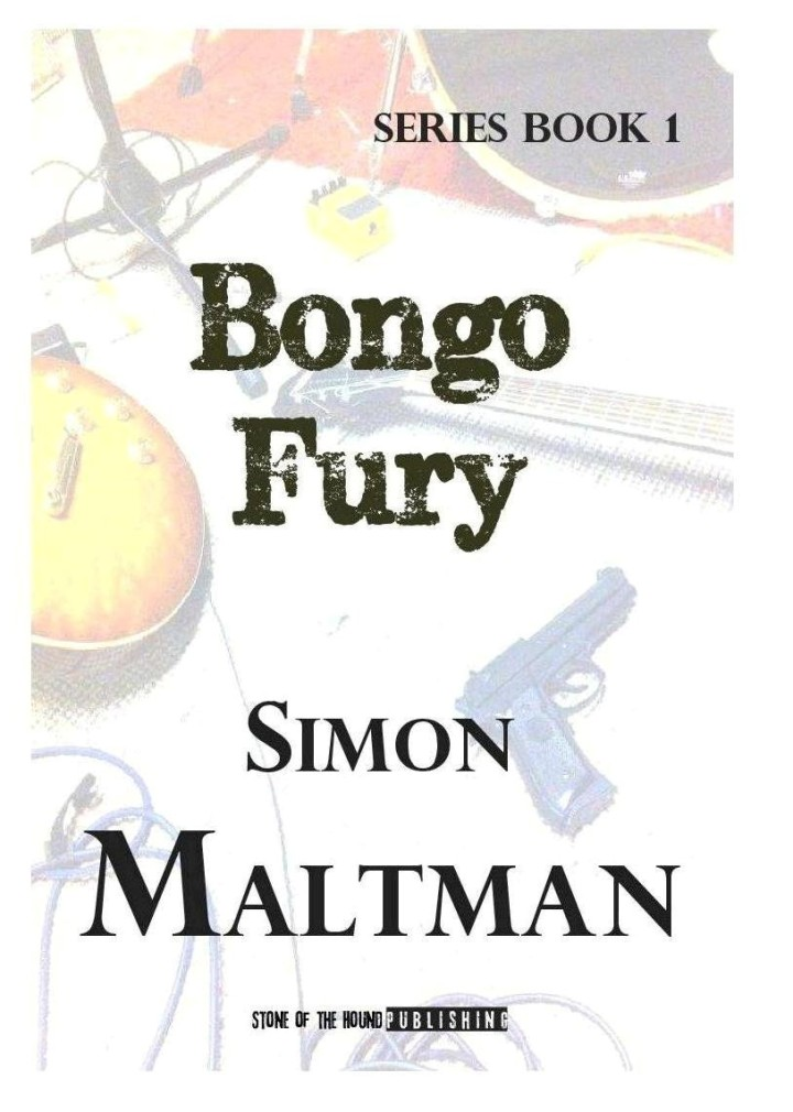 Novella Review: Bongo Fury by Simon Maltman @simonmaltman