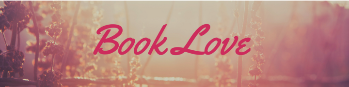 Book Love: A new weekly feature