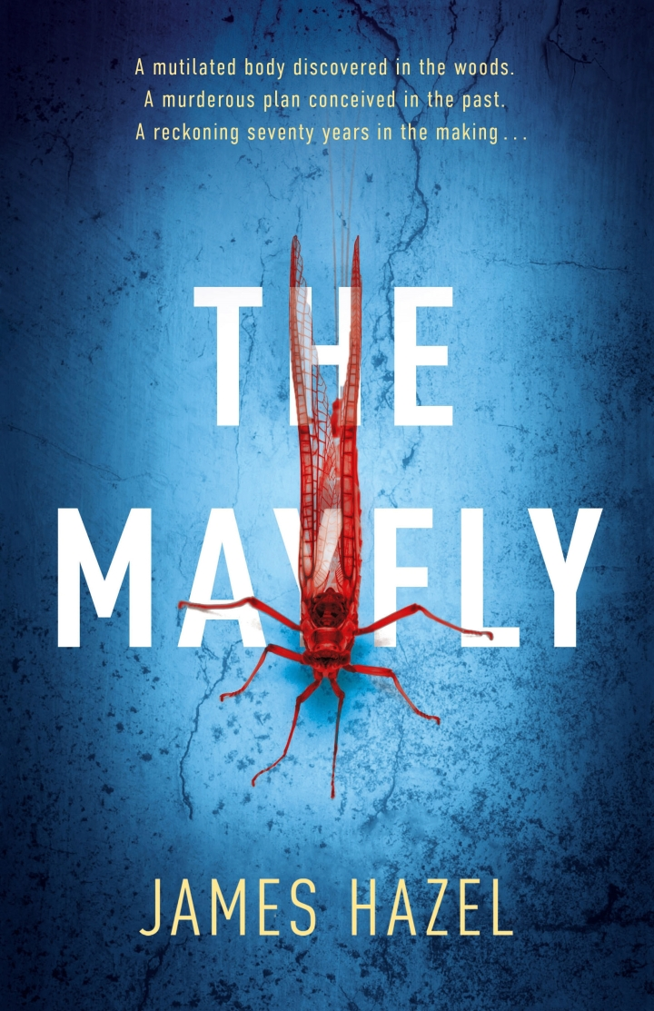 #BlogTour: Guest Post – James Hazel author of The Mayfly @JamesHazelBooks @BonnierZaffre