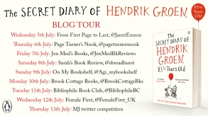 Hendrik Groen Blog Tour