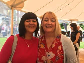 Mel Sherratt & Caroline MItchell