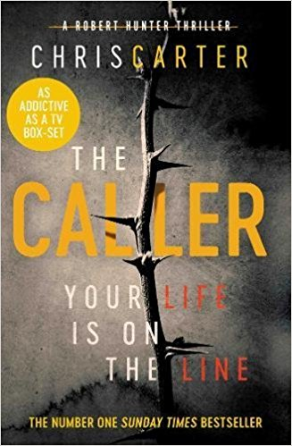 Author Q&A: Chris Carter – Author of The Caller @simonschusterUK ‏
