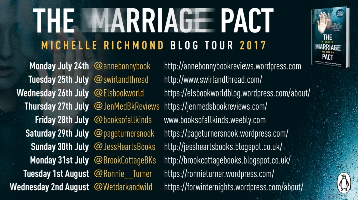 The Marriage Pact Blog Tour