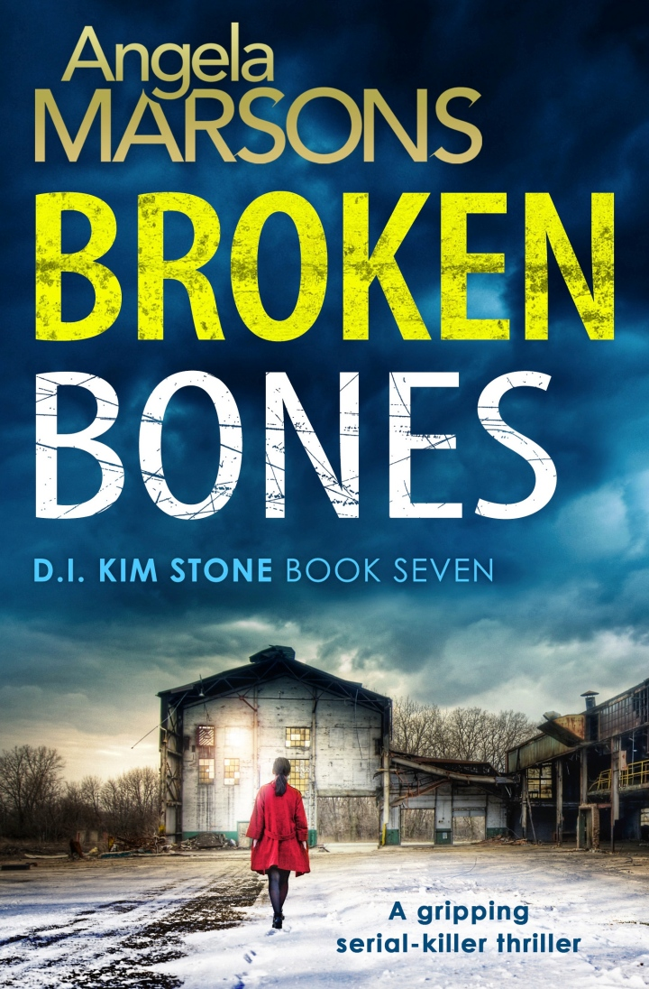 Review – sort of. Broken Bones by Angela Marsons @WriteAngie @bookouture