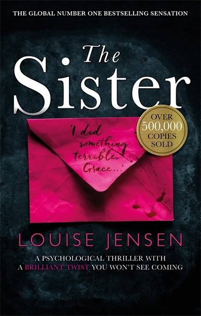 #FirstMonday: Q&A with Louise Jensen @Fab_fiction @LittleBrownUK @Bookouture @1stMondayCrime