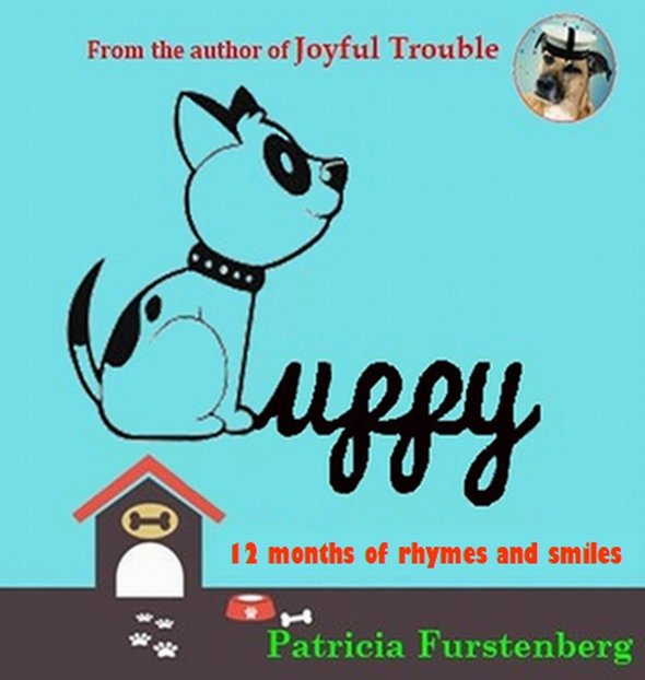 Review: Puppy: Twelve Months of Rhymes and Smiles by Patricia Furstenberg @PatFurstenberg @mgriffiths163