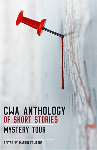 #BlogTour: CWA Short Story Anthology – Mystery Tour by Various @OrendaBooks