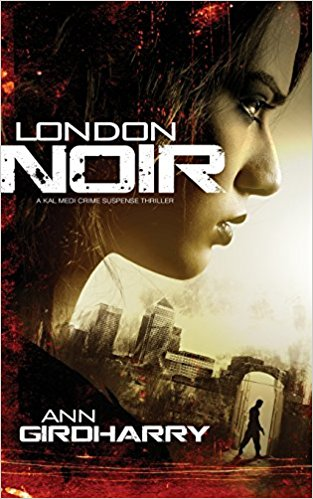 London Noir by Ann Girdharry @GirdharryAnn