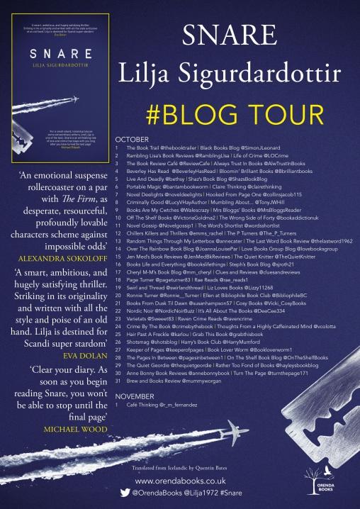 snare blog poster 2017