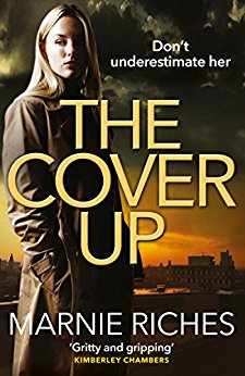 #BlogTour: The Cover Up by Marnie Riches @Marnie_Riches @AvonBooksUK
