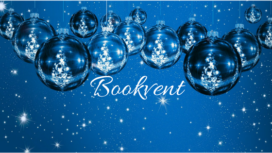 The #Bookvent Calendar 2017 – The Full Countdown