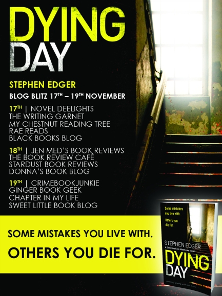 Dying Day Blog Tour