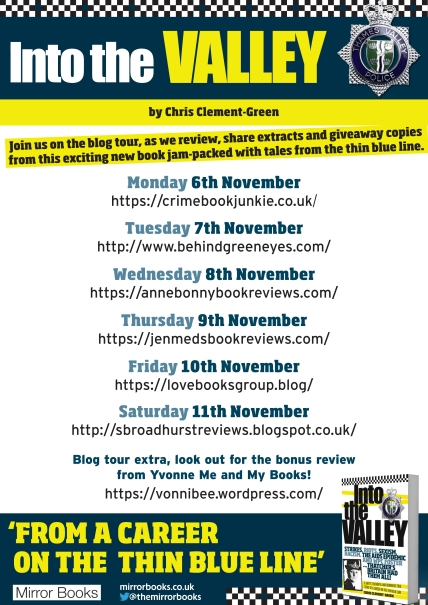 Into the Valley_Blog Tour Poster