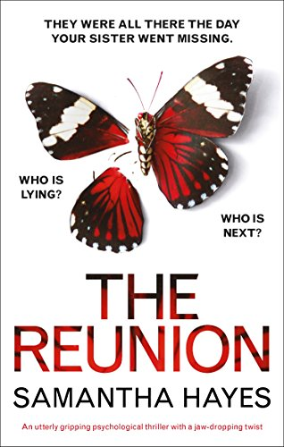 Review: The Reunion by Samantha Hayes @samhayes @Bookouture