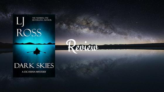 Review: Dark Skies by LJ Ross@LJRoss_author