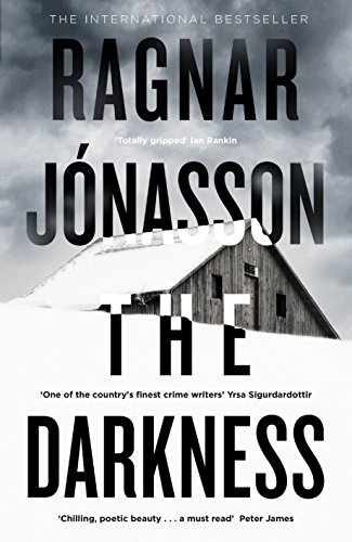 #BlogTour: The Darkness by Ragnar Jónasson @RagnarJo@MichaelJBooks