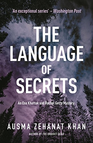 The Language of Secrets by Ausma Zehanat Khan @AusmaZehanat @noexitpress @annecater #blogtour #randomthingstours #review