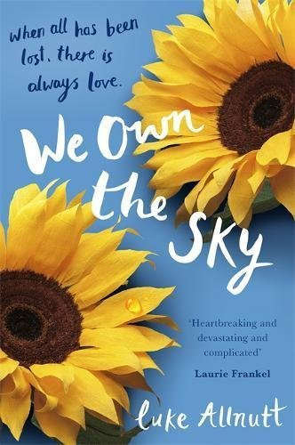 #BlogTour: We Own The Sky by Luke Allnutt @lukeallnutt @TrapezeBooks