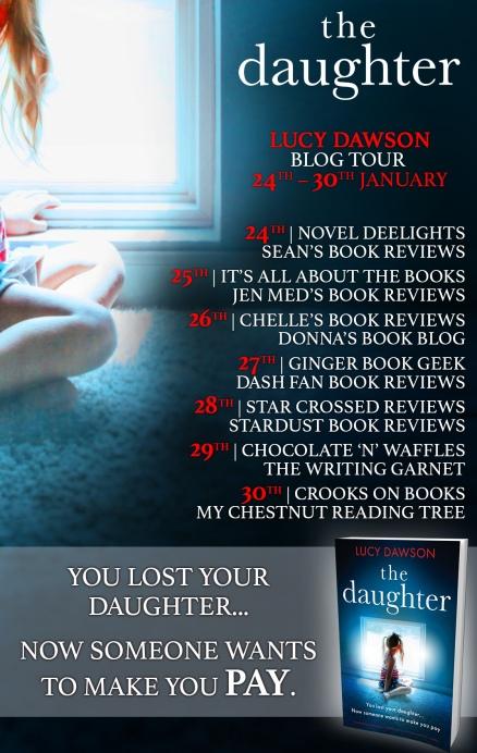 The Daughter - Blog Tour