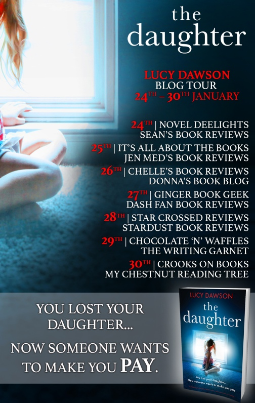 The Daughter - Blog Tour