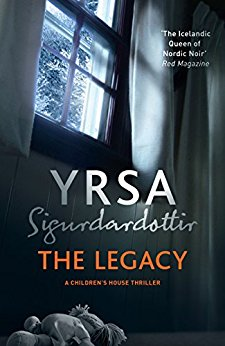 Review: The Legacy by Yrsa Sigurdardottir @YrsaSig @HodderBooks