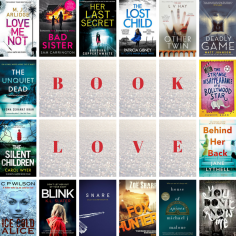 When a monthofBookLove isn't enough...