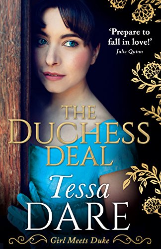 Review: The Duchess Deal by Tessa Dare @TessaDare @mgriffiths163