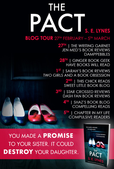 The Pact - Blog tour