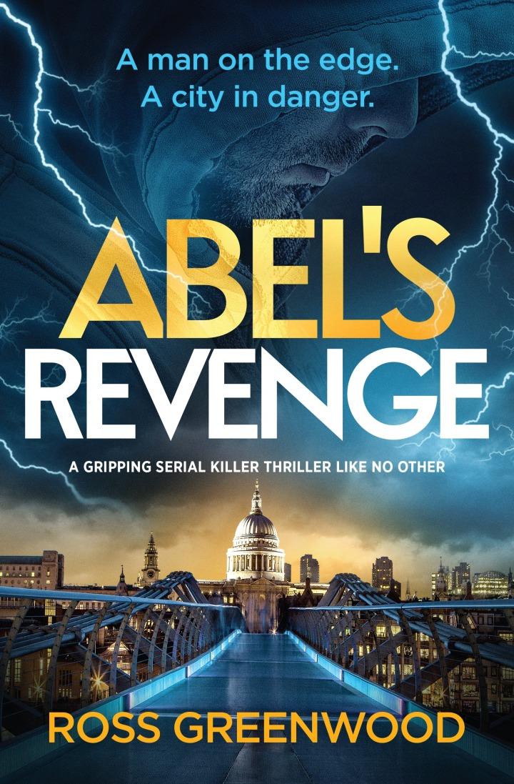 #BlogTour: Abel's Revenge by Ross Greenwood @greenwoodross @CarolineBookBit