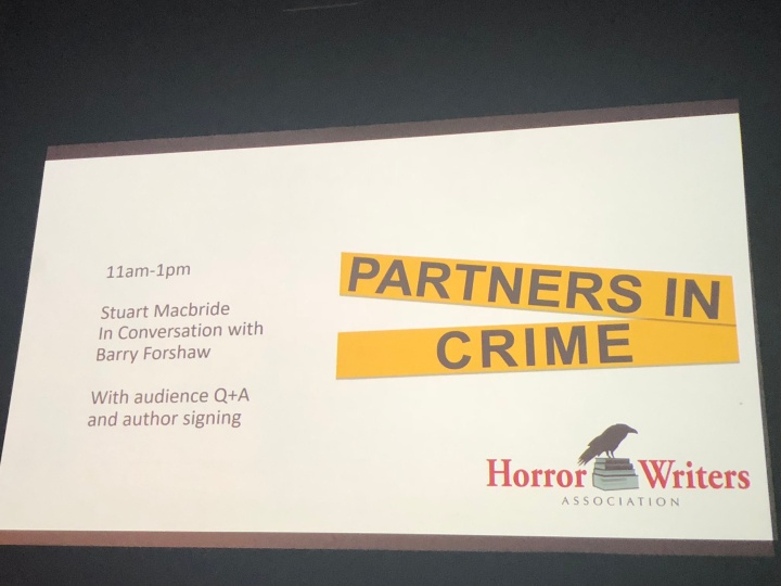 HWA Presents – Partners In Crime @ The Derby Quad