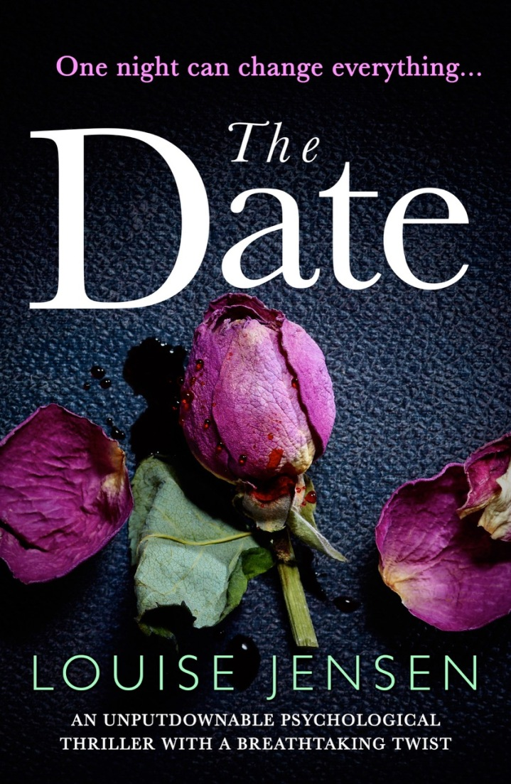 The Date by Louise Jensen @Fab_fiction @Bookouture #blogtour