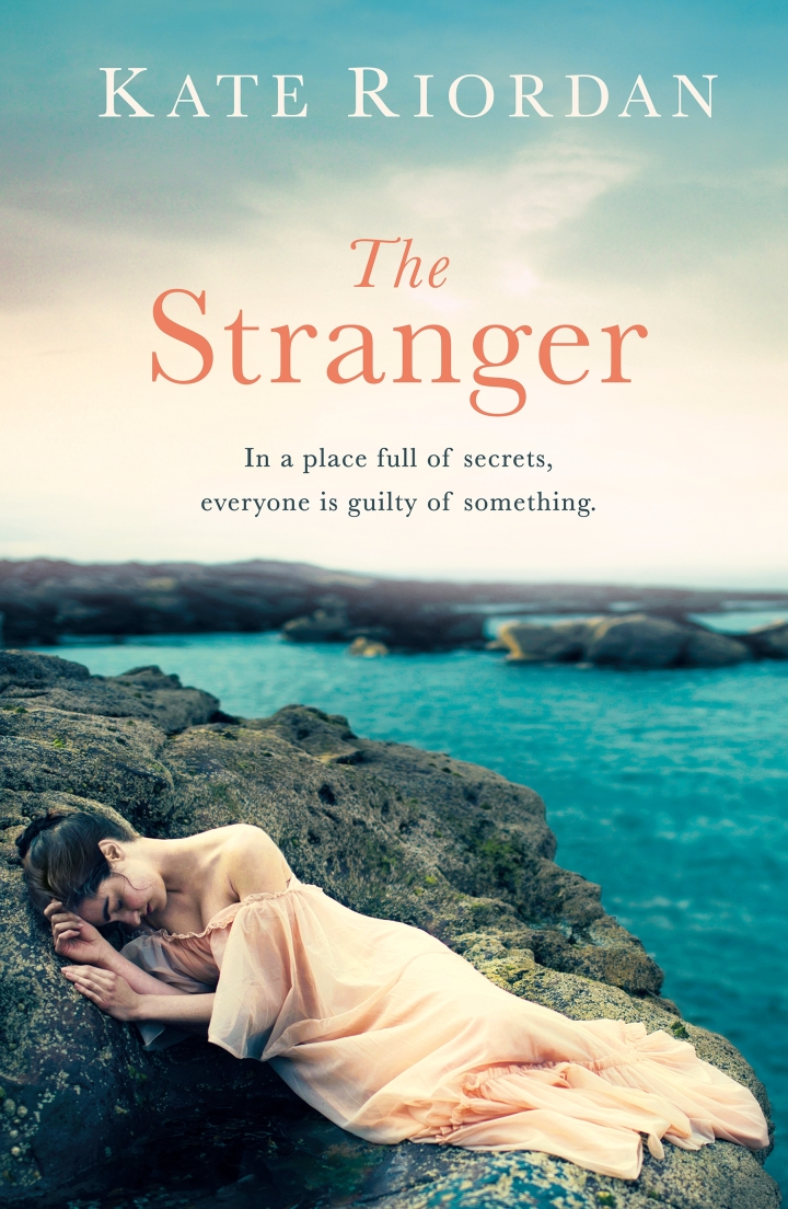 #BlogTour: The Stranger by Kate Riordan @KateRiordanUK @MichaelJBooks@MGriffiths163
